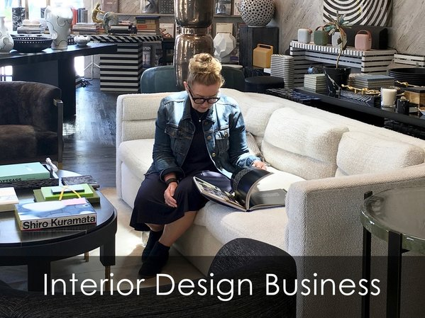Interior Design Business Course